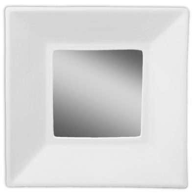 Square Mirror - ceramic