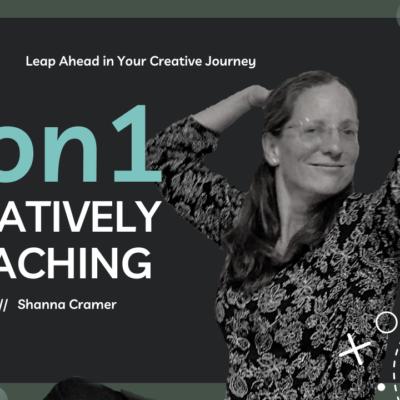 1-on-1 art coaching