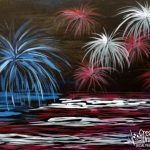 4th of July Fireworks at Creatively Uncorked https://creativelyuncorked.com/