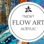 Flow Art at Creatively Uncorked https://creativelyuncorked.com/