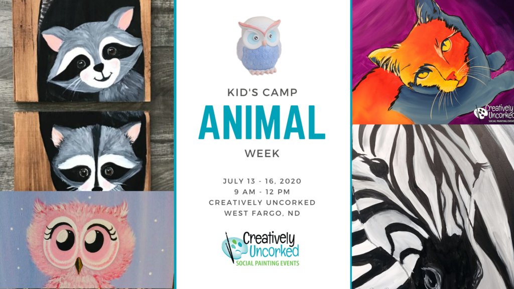 Kids Camp: Animals Week