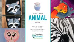 Kids Camp: Animals Week
