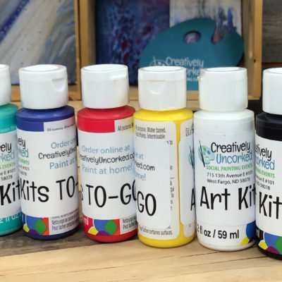 Art Kit TO-GO paint