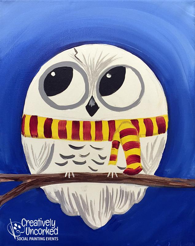 Baby Hedwig
