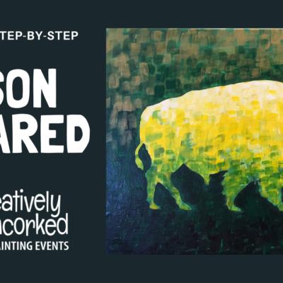 Bison Squared Virtual Art Kit