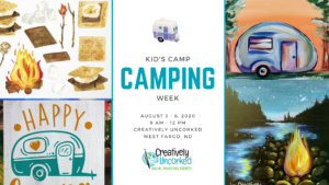 Kids Camp: Camping Week