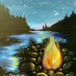 Camping Under The Stars @ Creatively Uncorked https://creativelyuncorked.com/