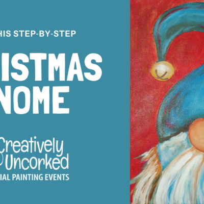 Christmas Gnome Virtual Art Kit