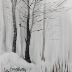 Color of Winter | Creatively Uncorked | https://creativelyuncorked.com
