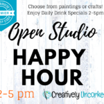 Open Studio Happy Hour