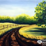 Country Road @ Creatively Uncorked https://creativelyuncorked.com/
