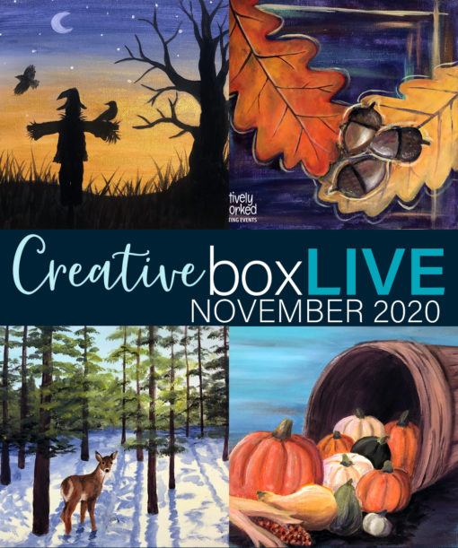 CreativeBoxLIVE November 2020