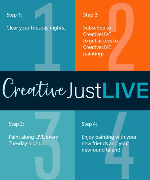 CreativeJustLIVE