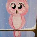Cute Owl at Creatively Uncorked https://creativelyuncorked.com/