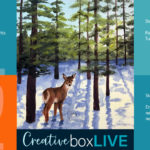 with CreativeBoxLIVE from Creatively Uncorked https://creativelyuncorked.com/