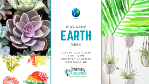Kids Camp: Earth Week