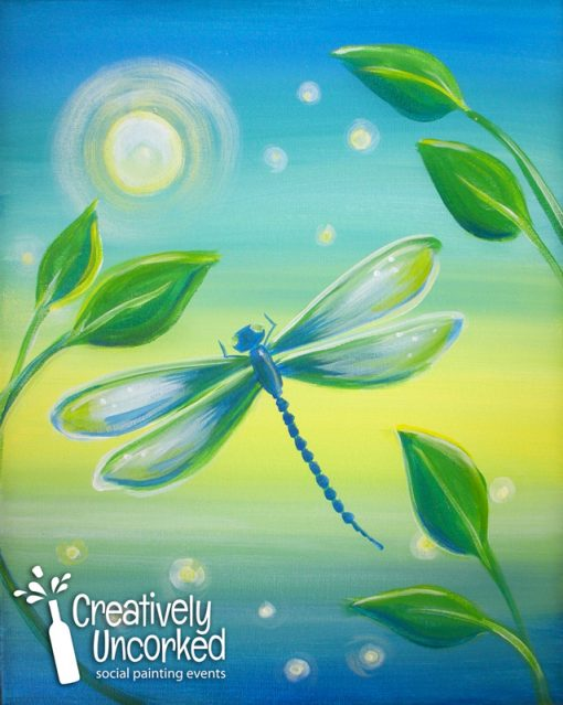 Enchanted Dragonfly