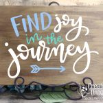 Find Joy in the Journey at Creatively Uncorked https://creativelyuncorked.com/