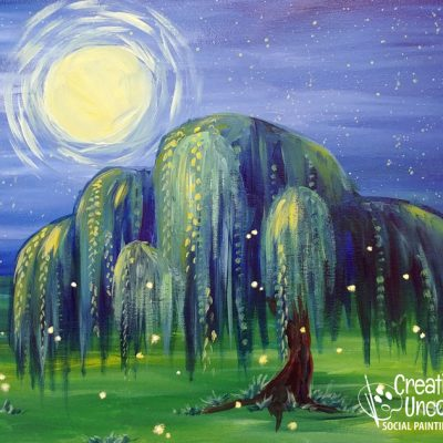 Firefly Willow at Creatively Uncorked https://creativelyuncorked.com/