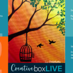 Free Birds CBL with CreativeBoxLIVE from Creatively Uncorked https://creativelyuncorked.com/
