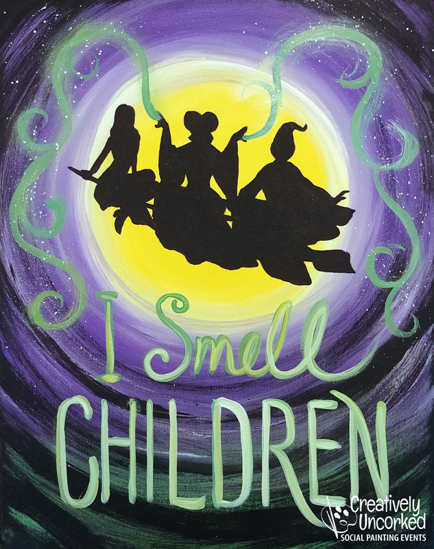 I Smell Children at Creatively Uncorked https://creativelyuncorked.com/