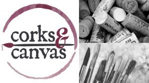 Corks and Canvas 2019