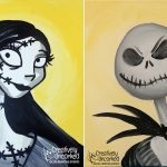 Jack and Sally at Creatively Uncorked https://creativelyuncorked.com