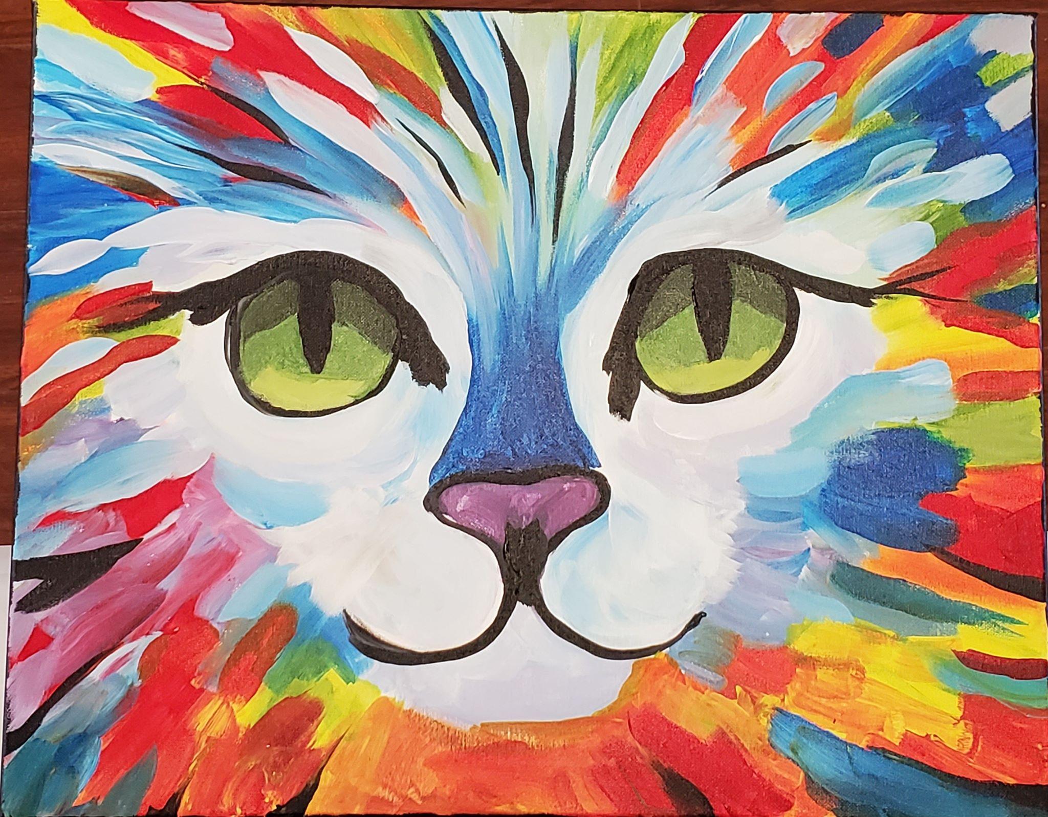 Kitty Face 4/7/2020