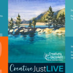 Lake Tahoe from Creatively Uncorked https://creativelyuncorked.com/