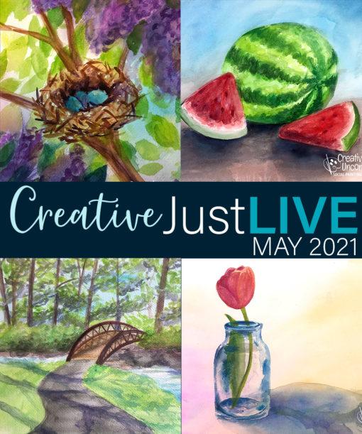 May 2021 CreativeBoxLIVE