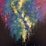 Milky Way @ Creatively Uncorked https://creativelyuncorked.com