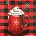 Mug of Cocoa from Creatively Uncorked https://creativelyuncorked.com/