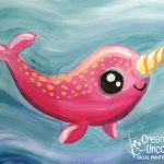 Narwhal @ Creatively Uncorked https://creativelyuncorked.com/