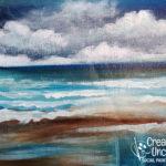 Ocean Beach at Creatively Uncorked https://creativelyuncorked.com/