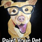 Paint Your Pet at Creatively Uncorked https://creativelyuncorked.com/
