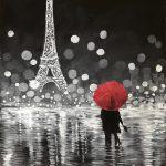 Paris Nights at Creatively Uncorked https://creativelyuncorked.com/