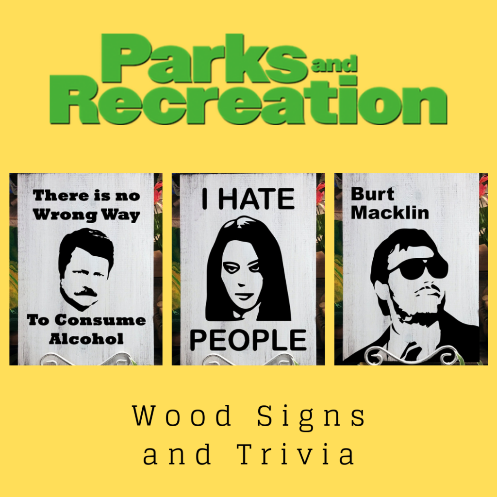 Parks and Recreation at Creatively Uncorked https://creativelyuncorked.com/