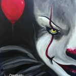 Pennywise at Creatively Uncorked https://creativelyuncorked.com