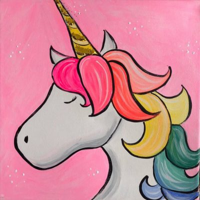 Proud Unicorn at Creatively Uncorked https://creativelyuncorked.com/