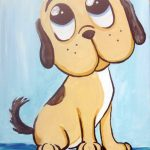 Puppy 1 at Creatively Uncorked https://creativelyuncorked.com/
