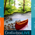 Red Canoe CBL Creatively Uncorked https://creativelyuncorked.com/