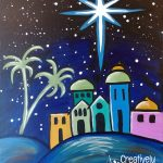 Star of Bethlahem at Creatively Uncorked https://creativelyuncorked.com