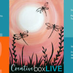 Summer Dragonfly from CreativeBoxLIVE by Creatively UncorkedSummer Dragonfly from CreativeBoxLIVE by Creatively Uncorked