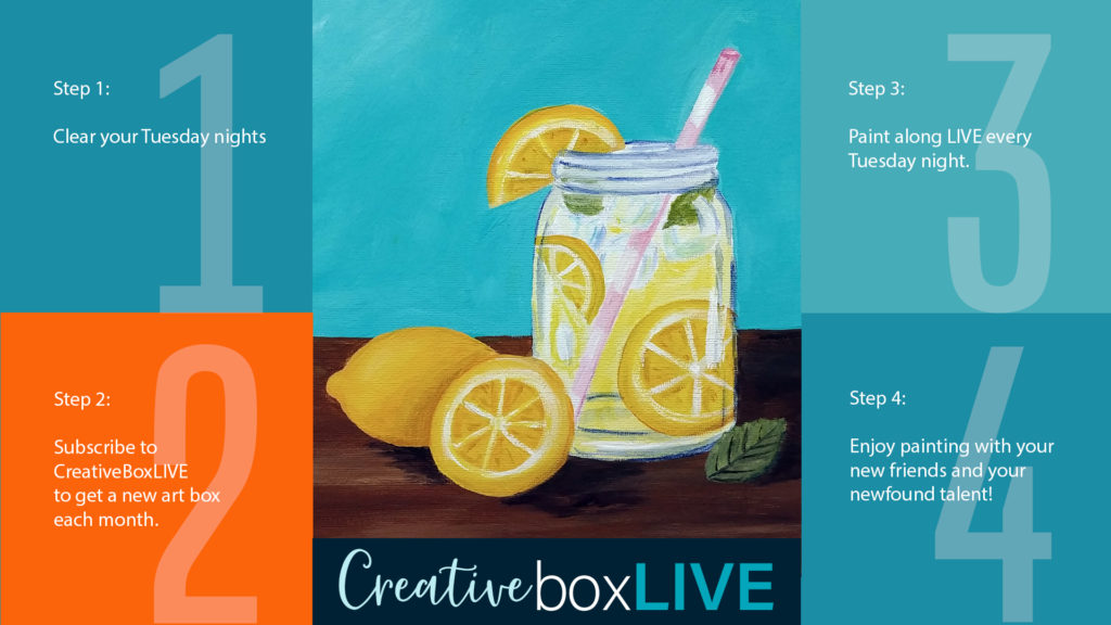 Summer Lemonade at Creatively Uncorked https://creativelyuncorked.com/