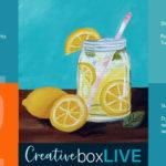 Summer Lemonade at Creatively Uncorked https://creativelyuncorked.com/