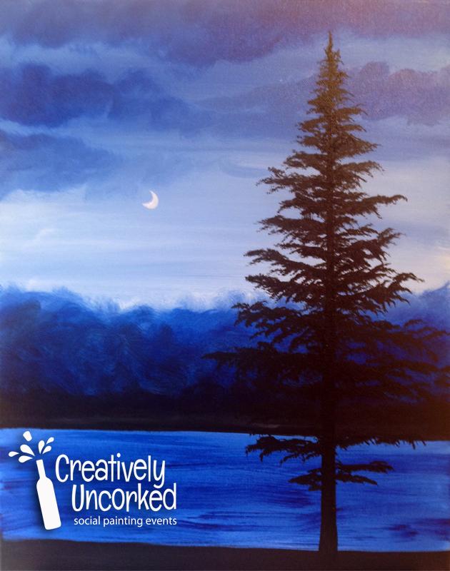 Twilight Pine