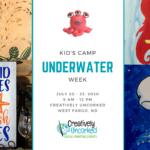 Kids Camp: Underwater Week