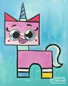 UniKitty at Creatively Uncorked https://creativelyuncorked.com/