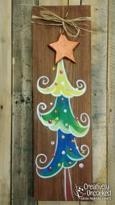Whimsey Christmas Board