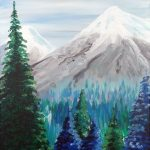 White Mountain at Creatively Uncorked https://creativelyuncorked.com/